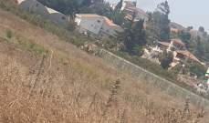 النشرة: الجيش الإسرائيلي يعمل على تأهيل السياج الحدودي الفاصل من الجهة الشرقية