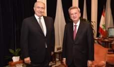 مخزومي: المطلوب سياسة اقتصادية رديفة وهذا ما يطمح إليه حاكم مصرف لبنان