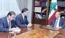 مصادر الشرق الأوسط: زيارة الموفد الفرنسي رسالة دعم واستماع