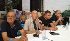 موظفو مستشفى صيدا الحكومي: وزارة الصحة لم تتقدم بحلول تنهي معاناتنا