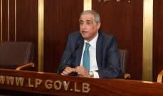 هاشم: نطالب الحكومة بتحريك ملف العدوان على جنوب لبنان امام كل المحافل الدولية