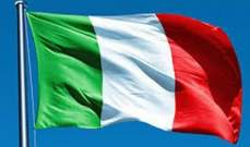 السلطات الايطالية: تسجيل 636 وفاة ونحو ألفي إصابة خلال 24 ساعة