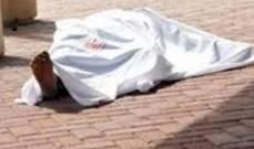 العثور على جثة سوري مصابة بطلق ناري عند مفترق بلدة الشيخ محمد بعكار