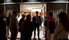 صحناوي: أبواب صالون الشرف في مطار بيروت تفتح للمبدع فؤاد مقصود
