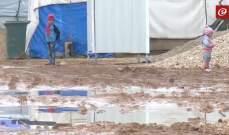 سوري ادعى على مجهول باضرام النار في خيمته في السماقية عكار
