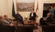حمدان: أزمة الحكومة أزمة سياسية تتعلق بطبيعة تركيبة النظام