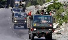 وزير هندي: الصين فقدت 40 جندياً في الاشتباك الحدودي مع الهند