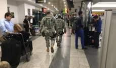 اخلاء صالة للركاب في مطار لاغوارديا في نيويورك بسبب سيارة متروكة