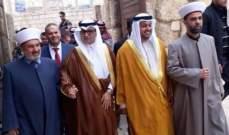مصادر 8 آذار للديار:زيارة البخاري والشامسي لبعلبك تدخلا فظا بالانتخابات