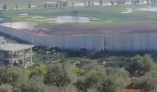 حفريات إسرائيلية في الجهة المقابلة لكفركلا