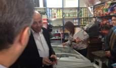 وزارة الصحة أقفلت مستودعا غذائيا بالشمع الأحمر في ابي سمراء بطرابلس