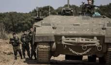 """قناة كان الاسرائيلية: الغاء إجازات الجنود حتى نهاية رمضان تحسبا لتصعيد """"عالي"""""""