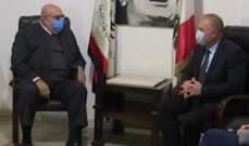 روداكوف: روسيا مستعدة لمساعدة اللبنانيين في كافة المجالات وعلى جميع الأصعد