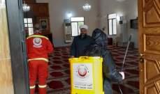 العيلاني: لاتخاذ كافة الإجراءات الوقائية لمواجهة وباء كورونا