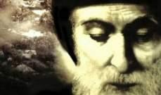 الأب لويس مطر: منذ عيد القديس شربل في تموز سجلنا 29 اعجوبة