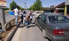 """بلدية بعلبك أطلقت حملة مجتمعية تحت عنوان """"بيئتي بيتي"""""""