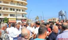 اعتصام في صيدا دعما للقضية الفلسطينية ورفضا للتطبيع