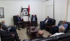 حمدان: الموقف اللبناني حيال صفقة القرن مميز وخرج ليؤيد أهلنا الفلسطينيين