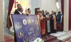 السرياني العالمي اقام قداسا لراحة نفس ضحايا المجلس العسكري السرياني