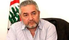 أبي اللمع:يجب ان يكون الجيش اللبناني اللاعب الوحيد في المنطقة الحدودية