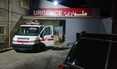 النشرة: وفاة شاب بعد سقوطه من مبنى سكني في محلة زاروب عنتر في صيدا