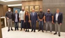 مخزومي: نتمنى على بري الدعوة لجلسة عشية 4 آب لمعرفة من مستعد لرفع الحصانات عن المتهمين