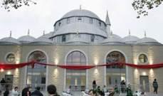 مفتي تركيا يجيز تحويل أجزاء من المساجد لمستشفيات مؤقتة لعلاج كورونا