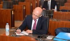 آلان عون: الخطوات المالية الإنقاذية للمودعين يجب أن يحتضنها إجماع وطني