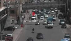 التحكم المروري: جريح نتيجة حادث صدم في الصالومي