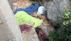 العثور على جثة في خراج بلدة أجدبرا في قضاء البترون