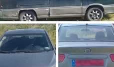 قوى الامن: توقيف شخصَين يشكّلان عصابة لسرقة السّيارات في جبل لبنان