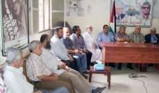 اللجان الشعبية حذرت الاونروا من وقف مساعداتها المالية للنازحين