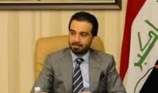 الحلبوسي يطالب بحماية البعثات الدبلوماسية وقوات التحالف الدولي