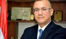 درويش تابع مع وفد نقابي أوضاع قطاع النقل الخارجي والترانزيت