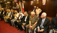ثلاث مهمات للأحمد في لبنان... والحصيلة: ارتياح وثقة متبادلة