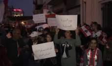 النشرة: حراك بعلبك أقام اعتصاما في ساحة خليل مطران