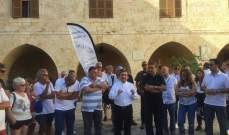 """فادي سعد: زيارة مجموعة """"La route du Liban"""" البترون تساهم في ادراج لبنان على الخارطة السياحية"""