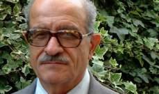 هيثم المالح:الخطيب مخطىء في رسالة الانتقاد التي وجهها لأعضاء الائتلاف