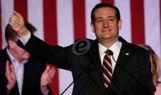 تيد كروز يفوز على دونالد ترامب في الانتخابات التمهيدية لولاية يوتاه