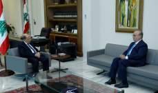 """وهاب للرئيس عون: """"حَلنا نحاسب زلمي واحد وإلا فلنعلن الاستسلام لمنظومة الفساد والإهمال"""""""