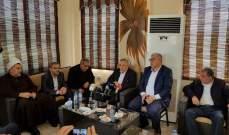محمد نصرالله: معيارنا التحالف المبني على المنطق السياسي والتوافق الإستراتيجي