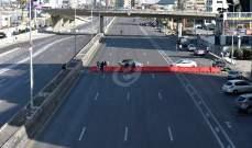 فتح الطرقات الرئيسية والداخلية في جبل البداوي ووادي النحلة