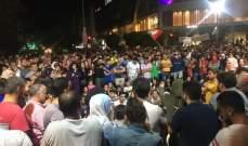 النشرة: اقفال تقاطع ايليا في صيدا ودعوة للإضراب العام غدا