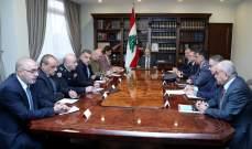 مصادر النشرة: قادة الأجهزة الأمنية قدموا تقارير عن التطورات من 17 تشرين الى اليوم