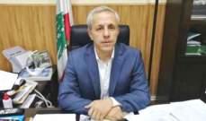 اللبكي: إقفال كل المؤسسات الرسمية في القبيات الاثنين والثلاثاء بسبب تفشي كورونا