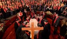 الأب بيار نجم: محاولة ابادة الأرمن تنتظر اعتراف العالم بها