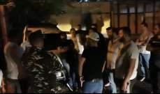 اعتصام احتجاجي لاصحاب الملاحم امام مسلخ صيدا