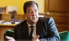فوشيه: فرنسا حذرت ايران وحزب الله من خطر الانزلاق والتصعيد