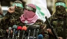 """""""كتائب القسام"""": إسرائيل تتهرب من إنجاز صفقة تبادل أسرى مع المقاومة"""