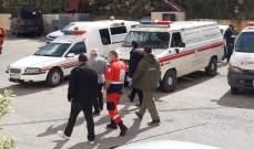 فوج الإنقاذ الشعبي يعقم أحياء صيدا ويقيس حرارة المواطنين